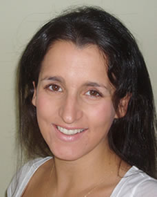 Dietitian Nathalie Jones