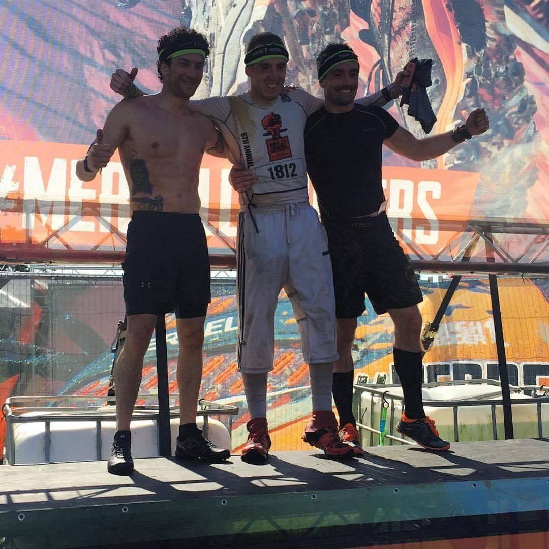Tough Mudder Scotland 2017