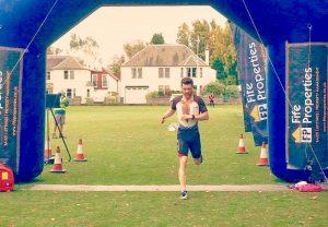 St Andrews Duathlon - Gregor Crawford