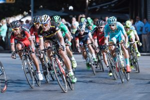 Professional Cycling Racing