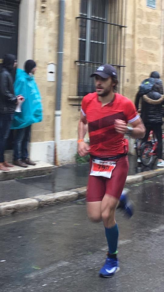 François de Vinols IRONMAN 70.3 Triathlon