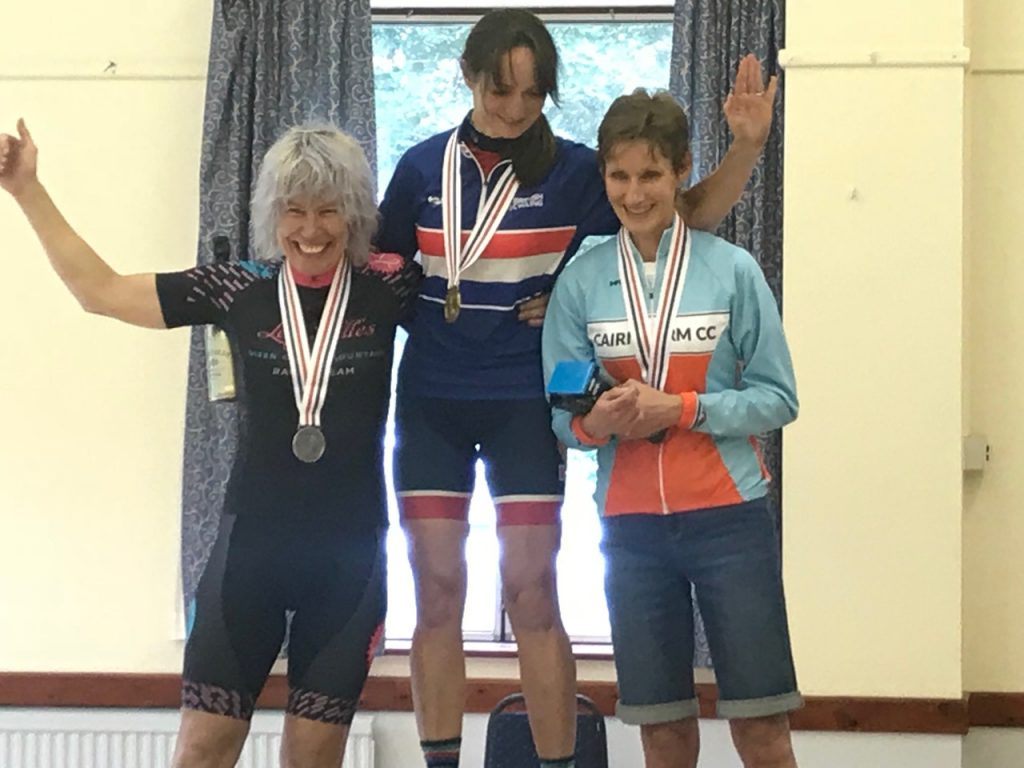 Louisa Sturrock - Women's Masters Road Race