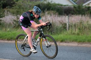 Kate Richardson - Fusion Tri Club