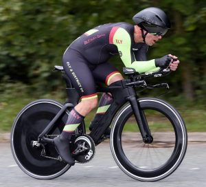 Darran Bennett Ely & District Cycling Club - B&T Motor Repairs