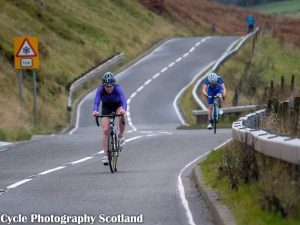 Kate Richardson - Scottish National Hill Climb Champs 2018, The Crow Road