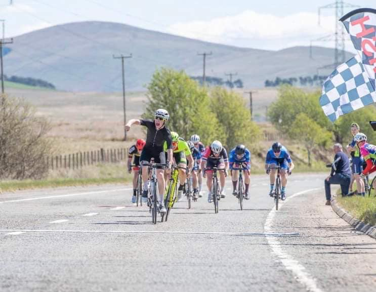 Road Race Victory