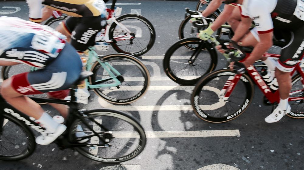 cycling in a group