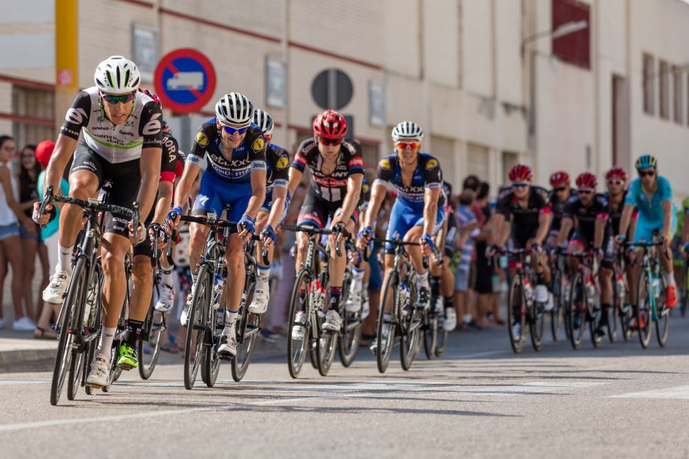Bicycle racers